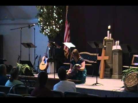 Jennalee preach 5-26-2013