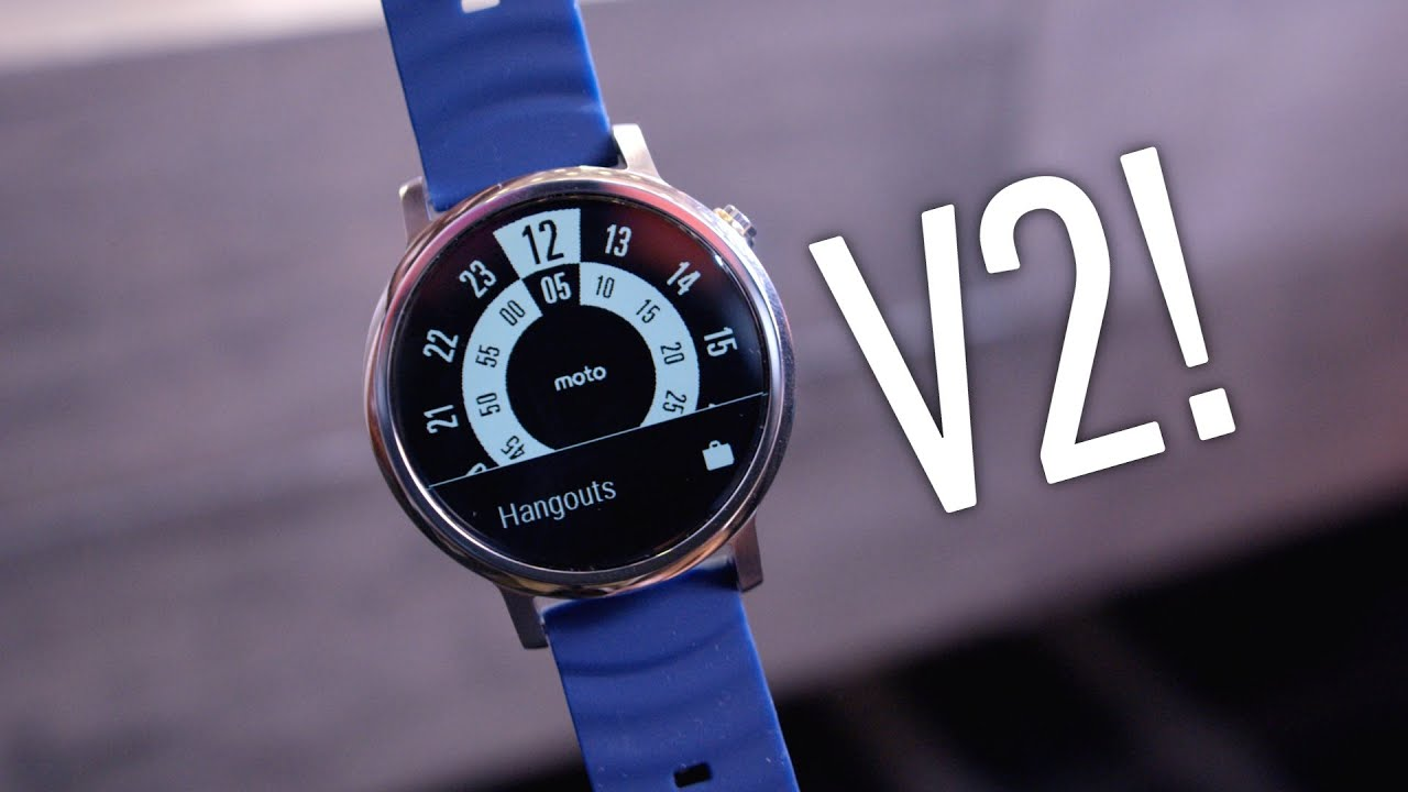 Motorola moto 360 42mm (2nd gen) android watch. Announced sep 2015. Features 1. 37″ ips lcd display, snapdragon 400 chipset, 300 mah battery, 4 gb.