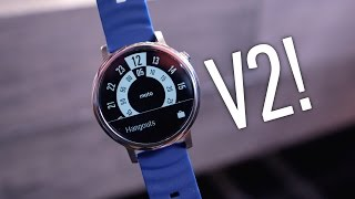 Moto 360 2nd Gen Impressions!(The new Moto 360 is official! Video Gear I use: http://amzn.com/lm/R3B571T7PT4PWM?tag=m0494a-20 Intro Track: Deadmau5 - Slow Down, Start Over ..., 2015-09-02T19:01:03.000Z)