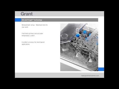 Grant SUB Aqua Pro D Unstirred Water Baths SAPD