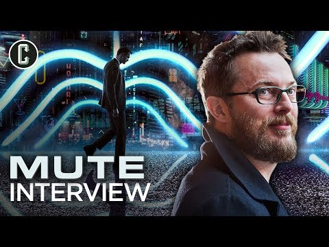 Mute Director Duncan Jones Offers His Take on Netflix vs. Theatrical Distribution