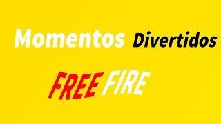 momentos Divertidos y victoria FREE FIRE 😂