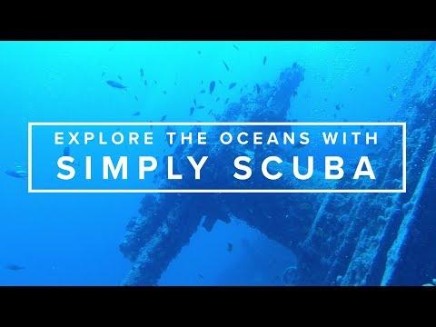 Love Scuba Diving? Love Simply Scuba!