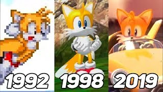 Evolution of Tails in Games 1992-2019