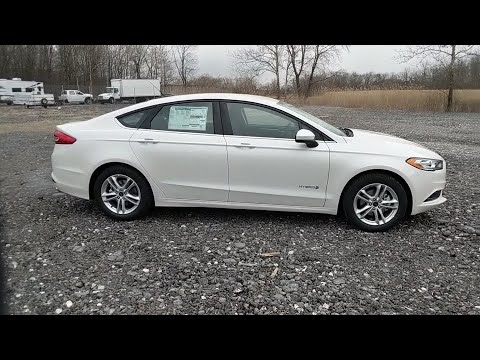 2018 Ford Fusion Hybrid Baltimore, Wilmington, White Marsh, Rosedale, MD J1182