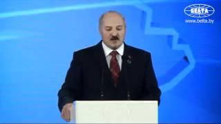 Выступление Лукашенко на съезде БРСМ 9.12.2011