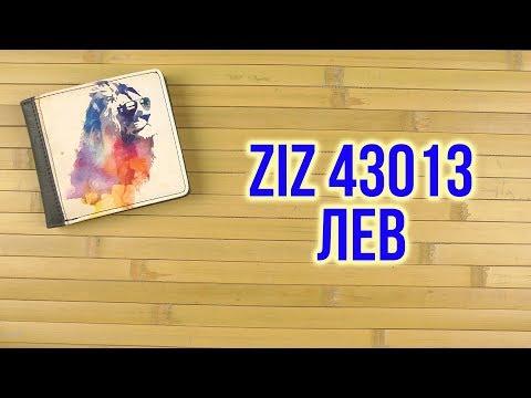 Распаковка Ziz 43013 Лев