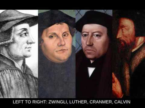 Unbelievable Error of Protestantism - Reformation Theology