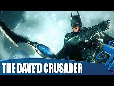Batman Arkham Knight: Le croisé de Dave + vidéo