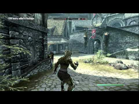 how to change followers weight skyrim