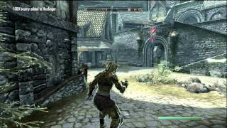 Skyrim Followers - Marcurio, Wizard Not Pack Mule