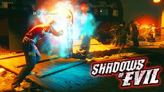 *NEW* SHADOWS OF EVIL EASTER EGG - UPGRADED SHIELD & EQUIPMENT TUTORIAL! (Black Ops 3 Zombies)