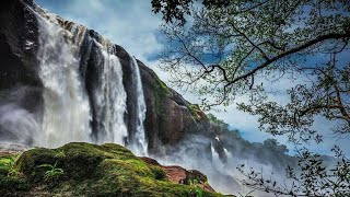 Athirappilly Waterfalls Popular for Bahubali Movie Shooting Location at Chalakkudy, Thrissur