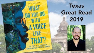 Texas Great Read 2019 - Texas State Library and Archives Commission