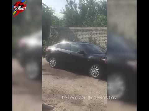 Осужденные в ИК-10 моют машины
