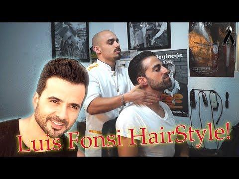 DESPACITO Haircut | Luis Fonsi HairStyle | Barbero Mick