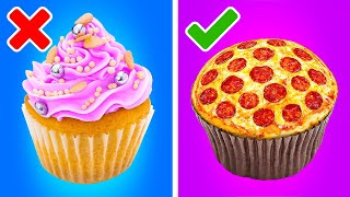 28 GENIUS HACKS WITH YOUR FAVOURITE FOOD