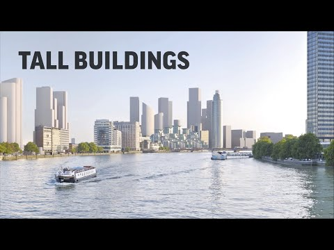 London's Growing Up! - Tall Buildings in London