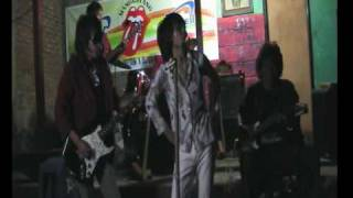 The Rolling Stones ruby tuesday Live In Garden Manglayang Brothers