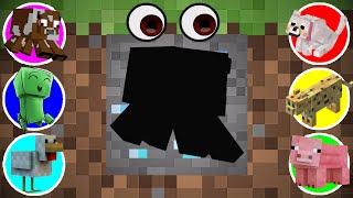 CUTE ANIMALS Minecraft Cow, Pi…