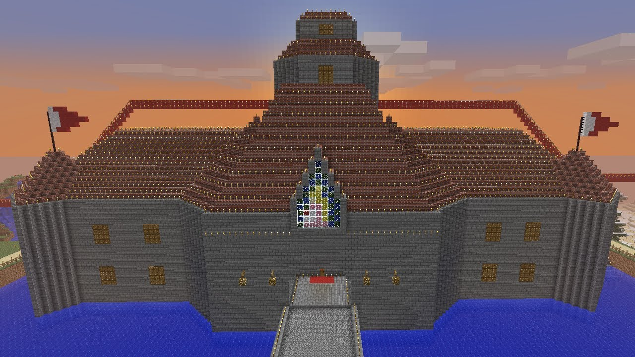 minecraft nintendo land map download - Minecraft Nintendo Land