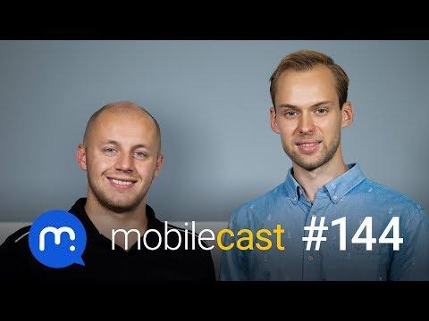 mobilecast #144: sledujte dnešní díl živě od 16:00