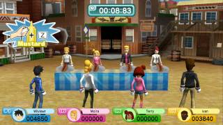 Family Party: 30 Great Games Obstacle Arcade Review (WiiU)
