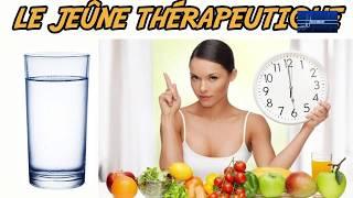 Le jeûne thérapeutique (partie 1)