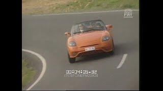 FIAT Barchetta - scheda muta \ 1995 \ mut VV