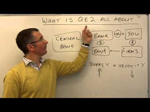 What is quantitative easing all about? - MoneyWeek Investment Tutorials