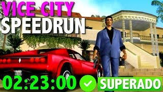 GTA: Vice City | ¿EN MENOS DE 02:59:12? Tratando de Batir Mi SPEEDRUN | Intento Improvisado #7