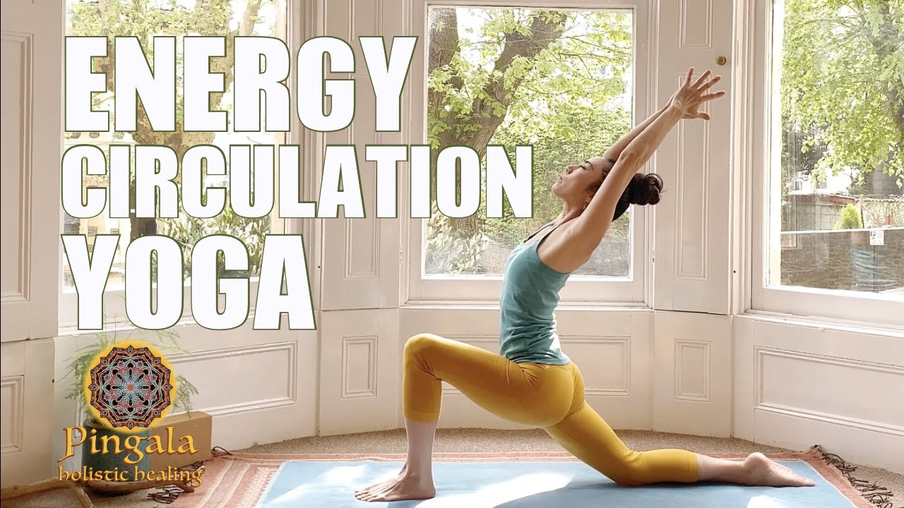 Energy Circulation Yoga