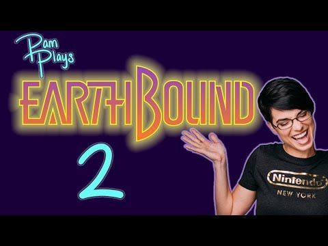 EarthBound Part 2 - Defeating Bad Guys is Lucrative