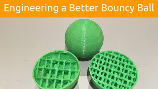 NinjaFlex Bouncy Balls