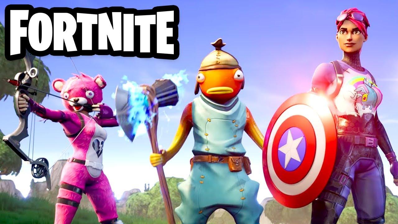 Fortnite X Avengers Endgame I Was Thanos Fortnite