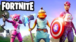 Fortnite X Avengers ENDGAME! I Was Thanos! - Fortnite - Gameplay Part 79