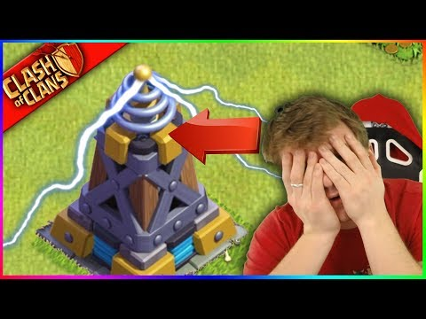 """...IS THIS NECESSARY?!"" Clash of Clans Gets INSANE Defenses & I'M SCARED"