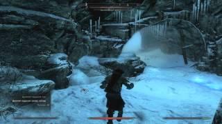 TES 5 Skyrim #11 Мертвецы среди льдов