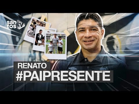 #PAIPRESENTE: RENATO