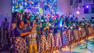 "Highlife Medley    Ogya"" By Amos George Tetteh    Hyira Wo Mma"" By Stephen Ntiamoah"