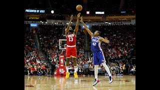 James Harden Closes Out 76ers With Back-To-Back Step-Back Daggers