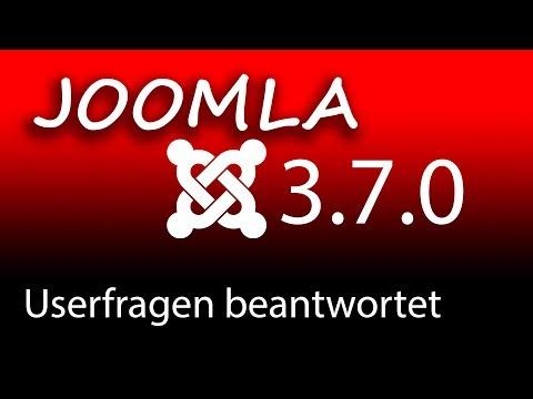 Joomla 3.7 - Userfrage - Protostar Template über Eine Custom CSS-Datei Anpassen -  [1080p HD]