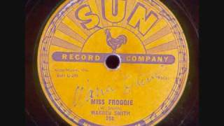 Warren Smith - Miss Froggie