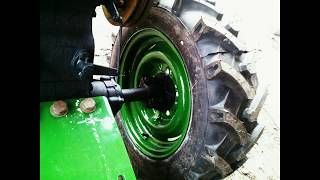 Новые колеса на тяжелый мотоблок(, 2016-03-10T18:24:49.000Z)
