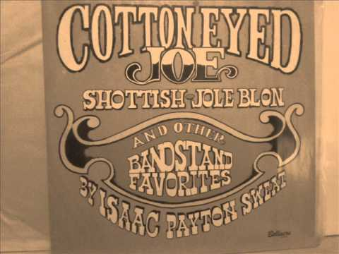 ISAAC PAYTON SWEAT  COTTON EYED JOE 1980