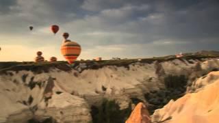 Утро над Каппадокией