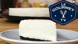 'no-bake' Cheesecake Recipe - Legourmettv
