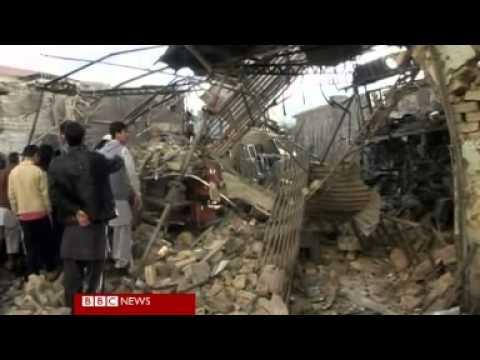 BBC News   Pakistan Shia refuse to bury Quetta blasts dead mp4