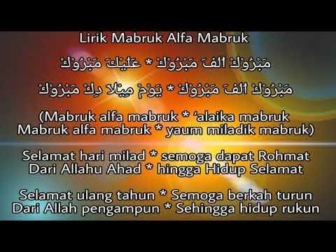 Lagu selamat ulang tahun Bahasa arab beserta artinya