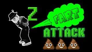 Z dans Roblox Fart Attack